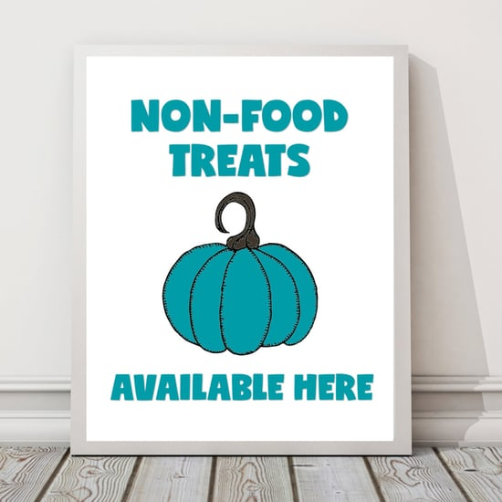 What the Teal Pumpkin Project Stands For