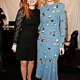 Jessica Chastain and Cate Blanchett