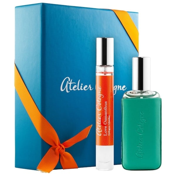 Atelier Cologne Clementine California & Love Osmanthus Duo Set