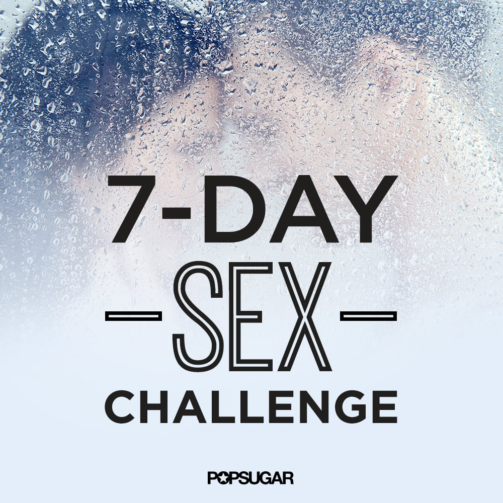 Sex for a week challenge