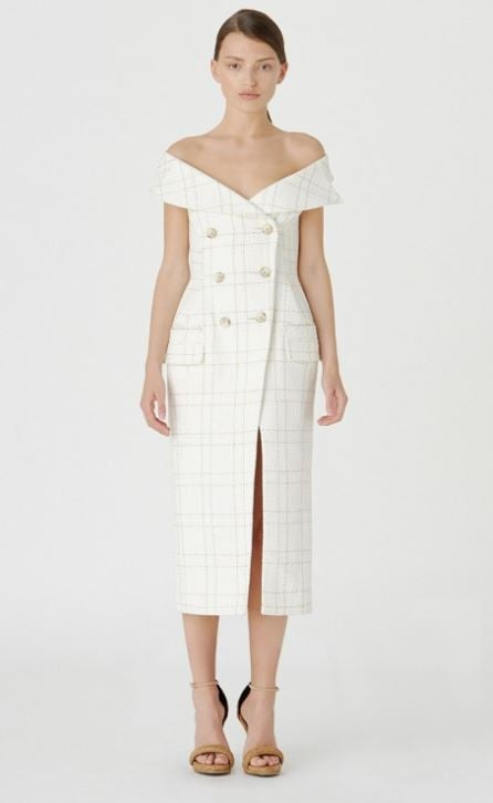 Camilla and Marc Dumas Dress ($799)