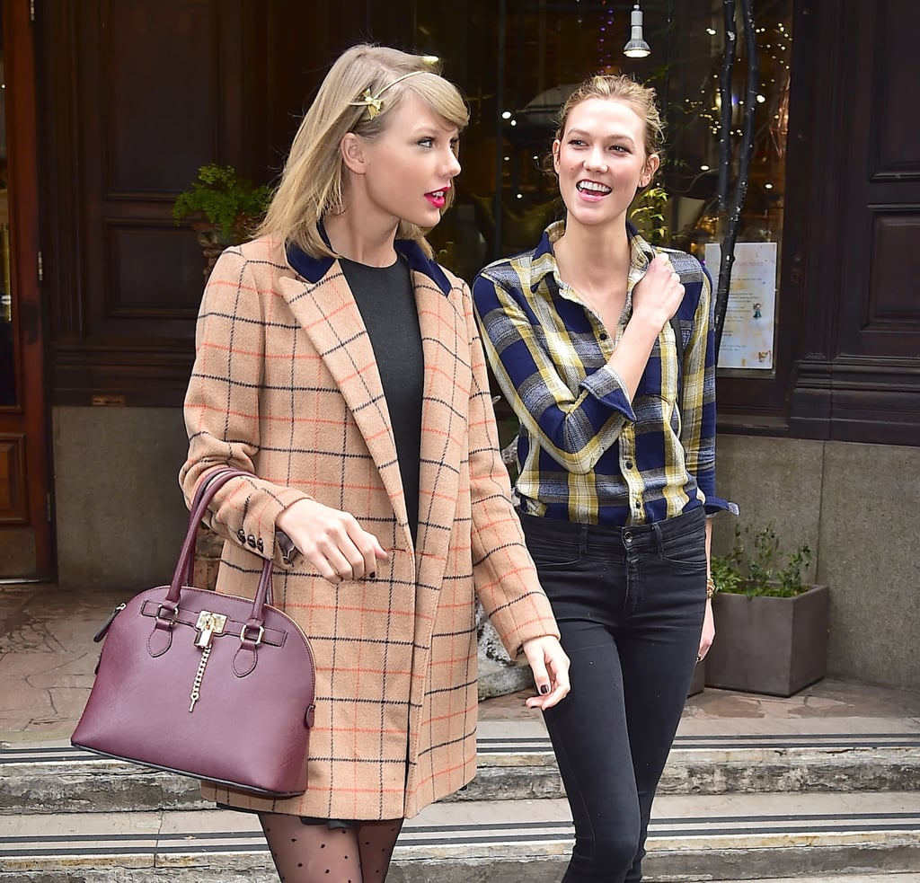 Karlie Kloss Taylor Swift Fashion Friends Popsugar Fashion Photo 22