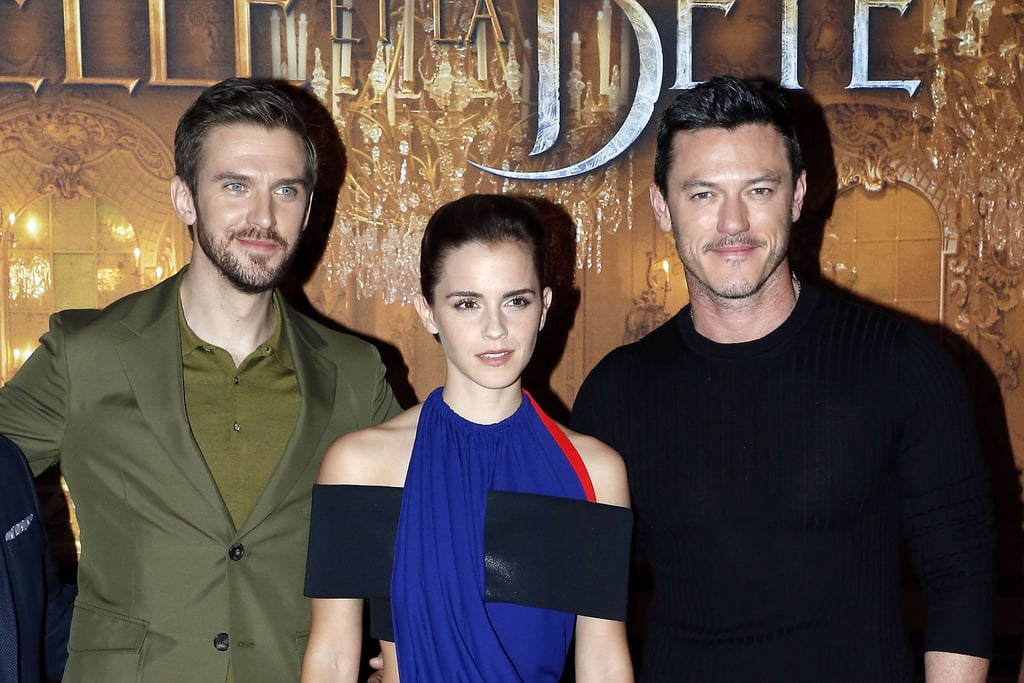 Be Our Guest and Look at the Beauty and the Beast Cast Together in Paris