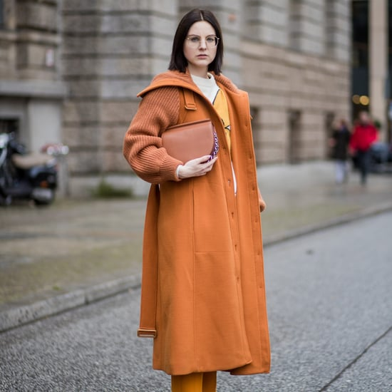 Orange Street Style Outfits