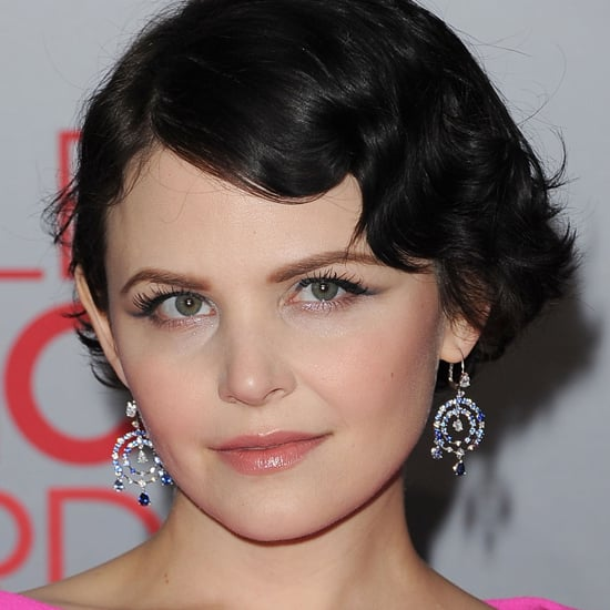 Ginnifer Goodwin Does 1920s Glamour at the 2012 People's Choice Awards