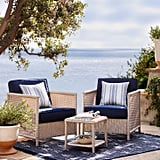 Monroe 3-Piece Patio Chat Set