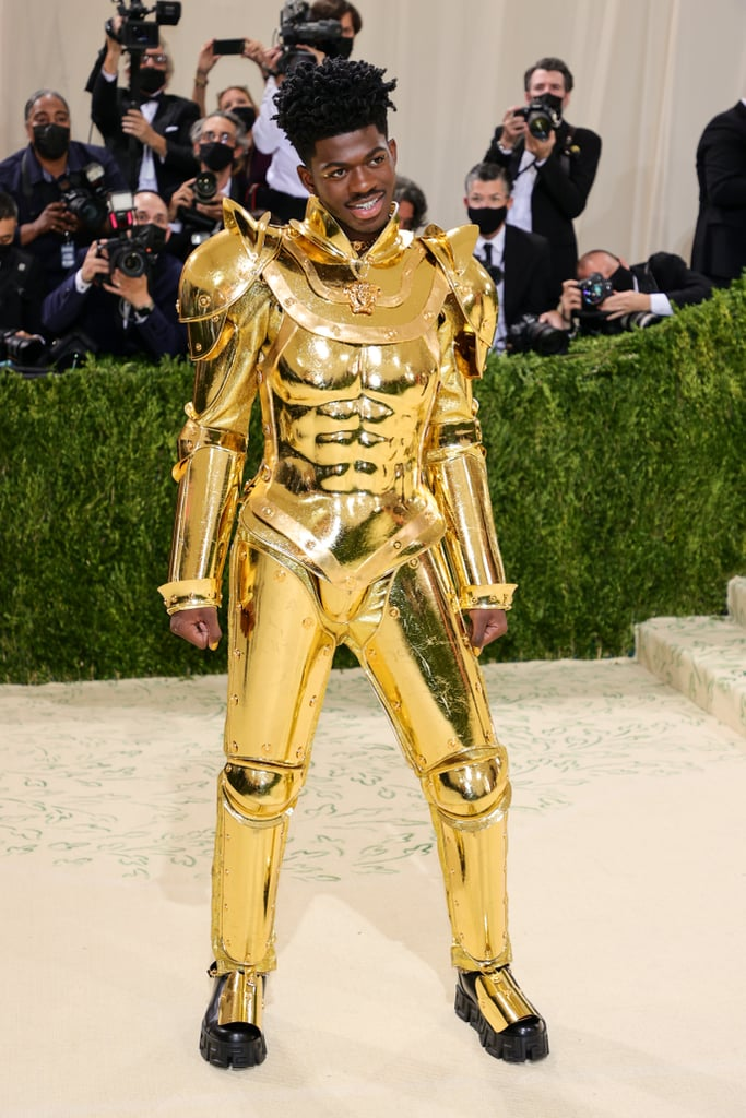 Lil Nas X's Second Outfit at the 2021 Met Gala