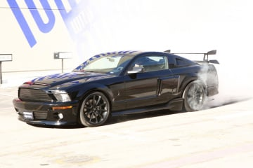 First Glimpse: The New Knight Rider