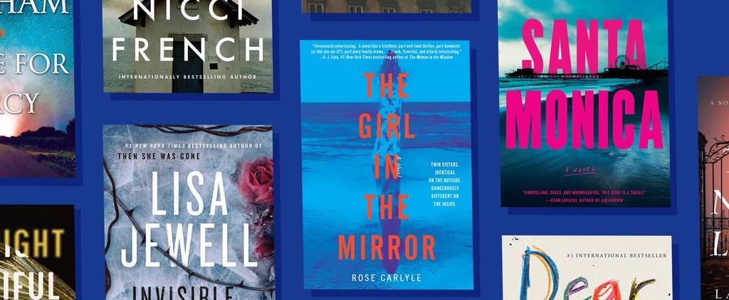 Best New Thriller and Mystery Books of October 2020
