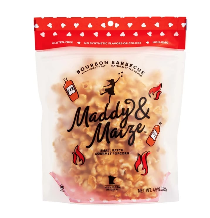Maddy & Maize Gourmet Popcorn Bourbon Barbecue
