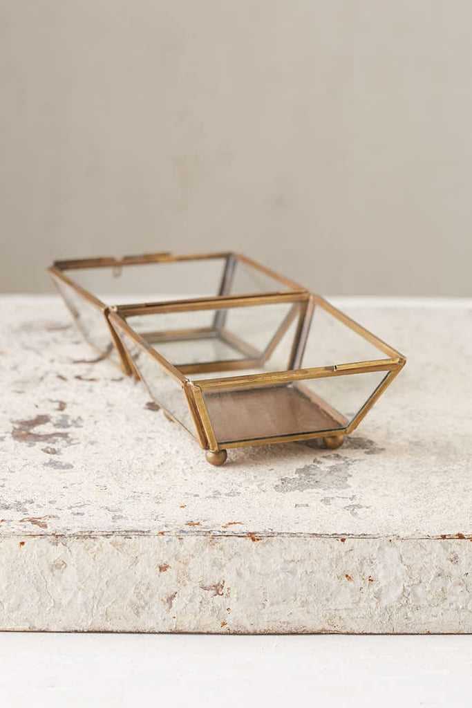 Magical Thinking Faceted Glass Vanity Box ($14)