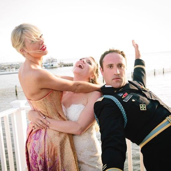 Taylor Swift's Rubin Singer Dress at Fan's Wedding 2016