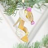 Disney Belle Shoe Ornament