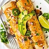 Vegetarian: Enchiladas