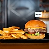 4-Ounce Impossible Burger Nutrition Facts