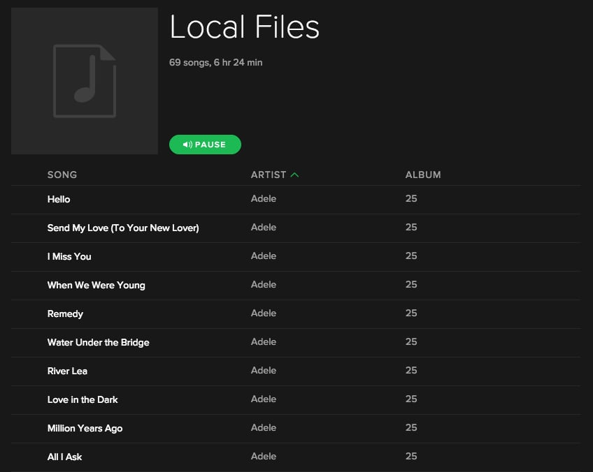 Migrate Your iTunes Music to Spotify