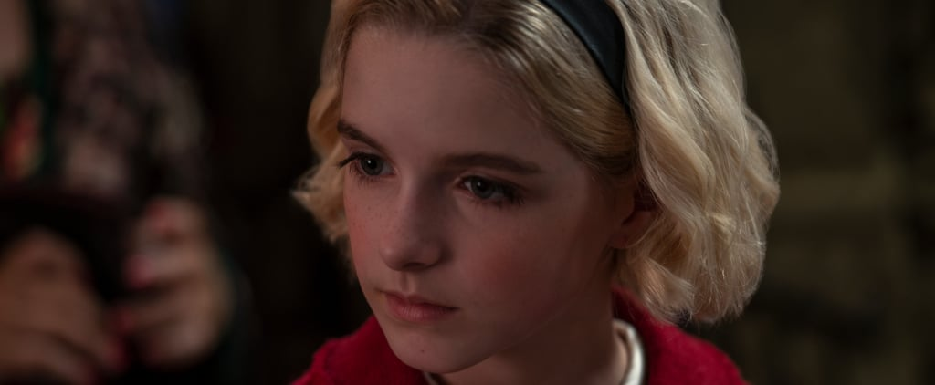Who Plays Young Sabrina on Chilling Adventures of Sabrina?