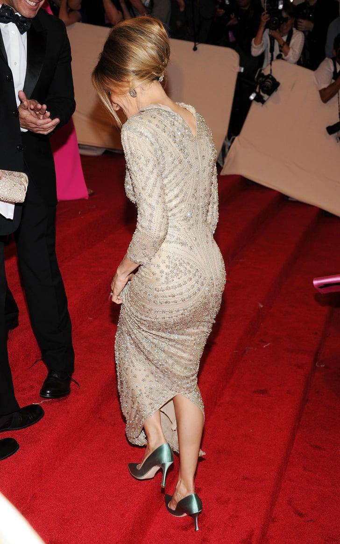 2011 | Sarah Jessica Parker's Met Gala Dresses | POPSUGAR ...