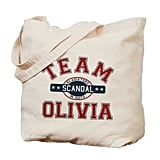 Team Olivia Tote Bag ($20)