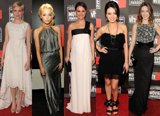 Who Is Your 2011 Critics' Choice Awards Best Dressed?
