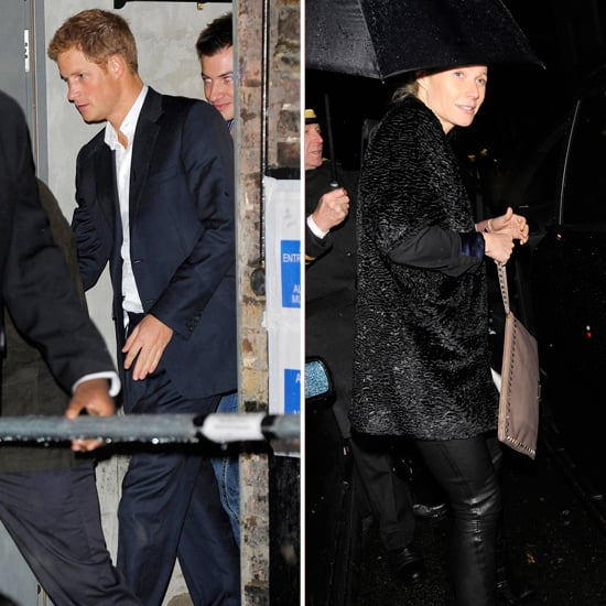 Prince Harry Gets Welcomed Home to the UK by Gwyneth Paltrow!
