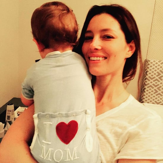 Jessica Biel Interview on Son's Sleep