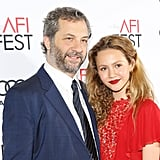 Judd Apatow and His Family Show Off Their Close Bond on the Red Carpet