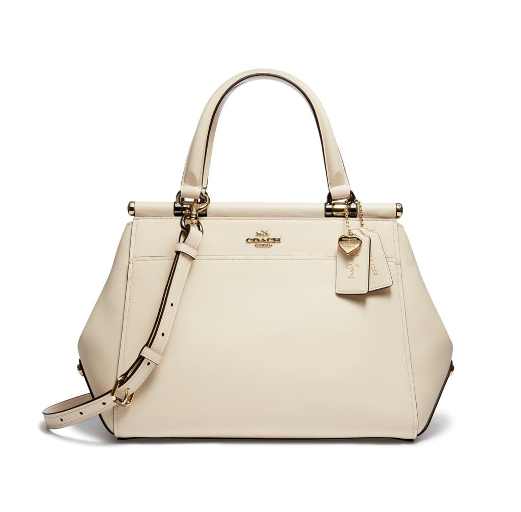 Selena Grace Bag in Selena White