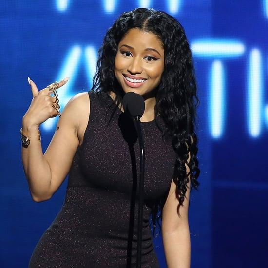 Nicki Minaj Disses Iggy Azalea at 2014 BET Awards