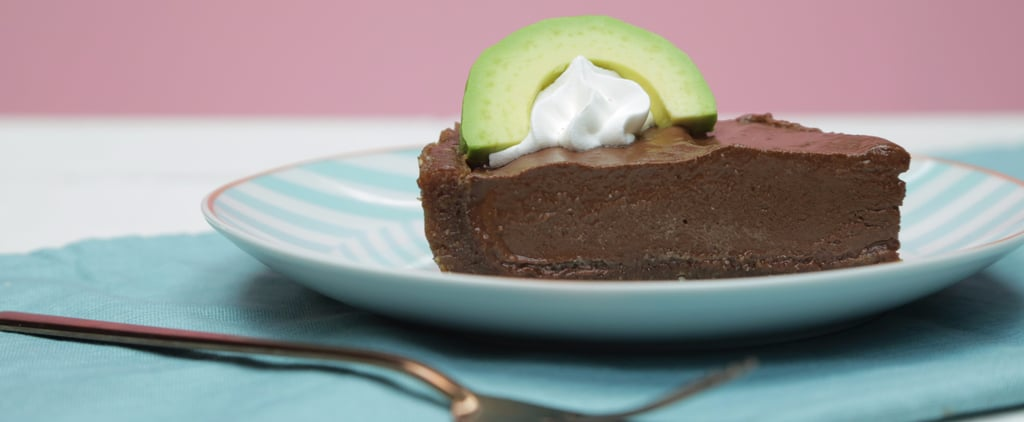 Vegan Chocolate Avocado Pie