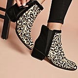 Splendid Leopard Booties