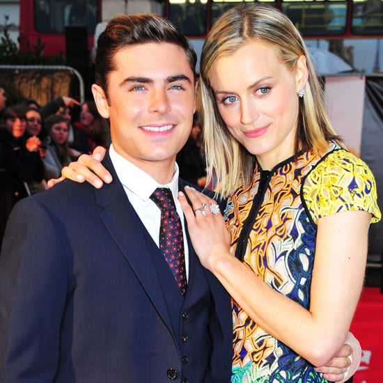 Zac Efron The Lucky One London Premiere Pictures