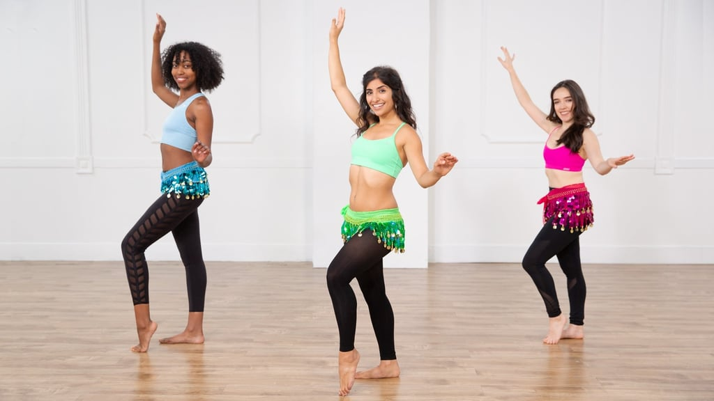 This 30-Minute Belly Dancing Workout Will Work Your Core