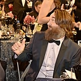 Will Forte's Half-Shaved Face Will Make You Do a Triple Take