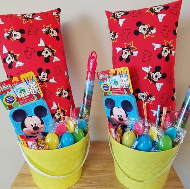 Kids easter basket ideas popsugar moms negle Images