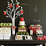 Back-to-School Party Decor