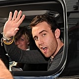 Matthew Lewis heading to Harry Potter.