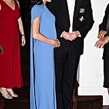 Meghan Markle and Prince Harry Attend Fiji State Dinner 2018