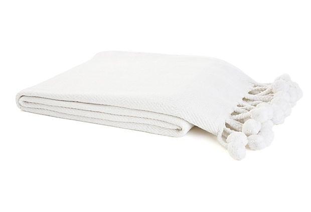 A Cozy Cotton Throw