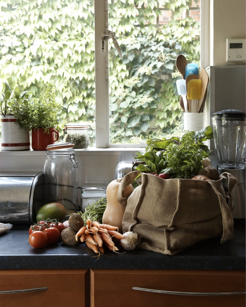 Make the most of the groceries you have before running out to get more.