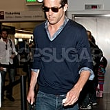 Ryan Reynolds Takes Off Just in Time for Canada Day!