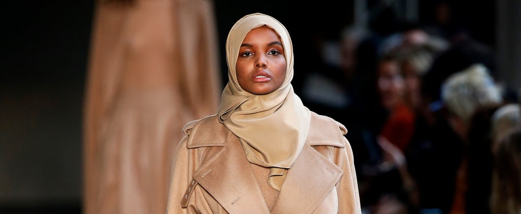 This Hijab-Wearing Model Just Popped Up on the Runway at Milan Fashion Week