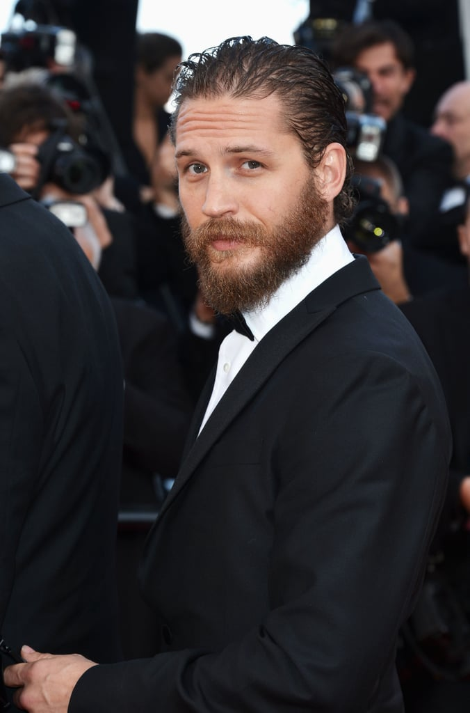 There's just something about Tom Hardy we just can't get enough of. We don't know whether it's his sweet relationship with wife Charlotte Riley, his adorable love for dogs, or the fact that he just seems to get better with age. Whatever the case may be, there's no ignoring those little butterflies we get in our stomachs every time he hits a red carpet. Today, we're honouring the English actor by looking back at his hottest moments. You might want to make sure you're alone for this.        Related:                                                                                                           No Surprise Here: Tom Hardy Chases Down Thieves and Makes a Citizen's Arrest