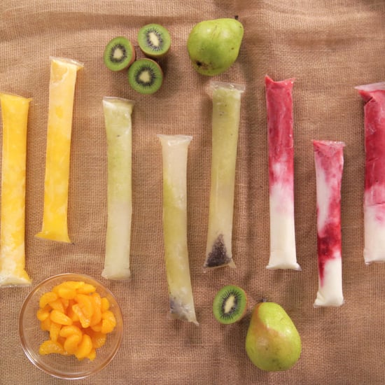 DIY Otter Pops