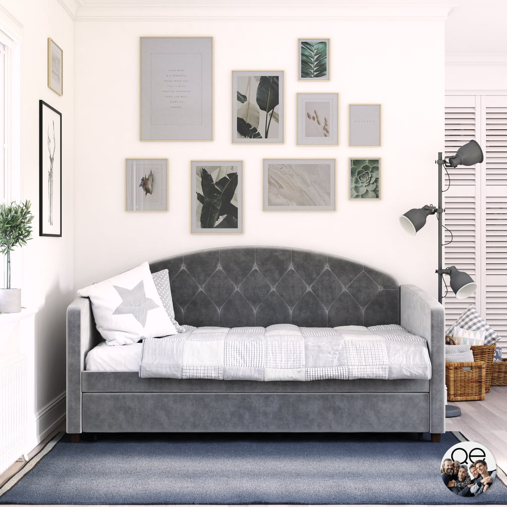 Queer Eye Aspen Upholstered Daybed With Trundle