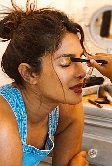 Priyanka Chopra Shares Her Would-Be Met Gala Look
