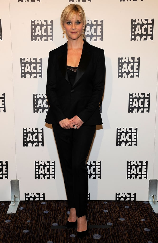Reese Witherspoon posed at the ACE Awards.