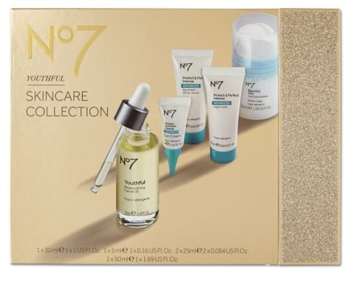 No7 Youthful Skincare Collection (£20)