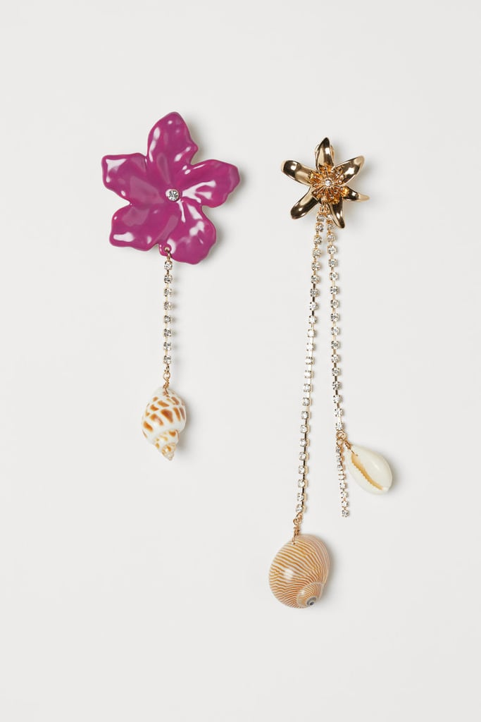 H&M Earrings With Shells