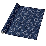 Harry Potter Deathly Hallows Wrapping Paper